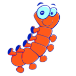 Ant writer centipede